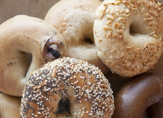 St. Paul Bagelry bagels