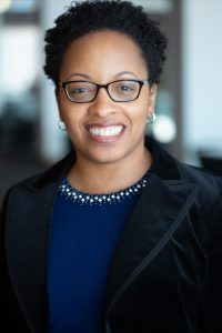Tiffanie L. Boyd, 2021 Twin Cities Go Red for Women co-chair
