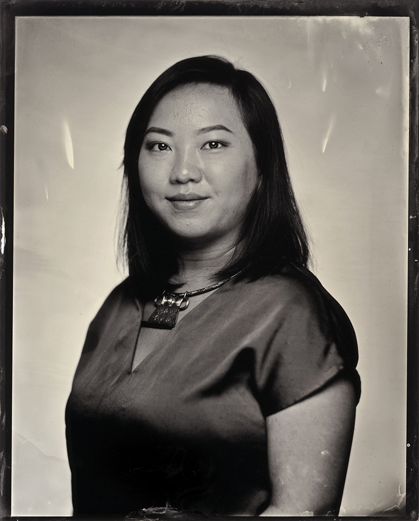 Yao Yaj, Executive Director of the Minnesota Hmong Chamber of Commerce