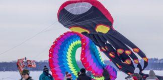 Kites on Ice Festival
