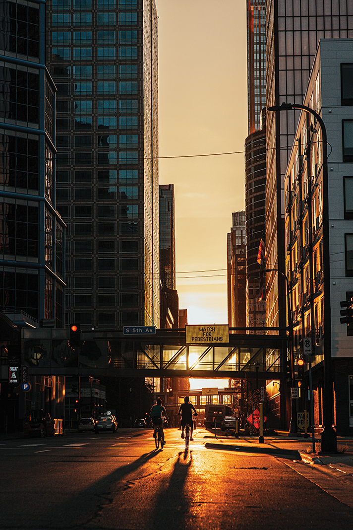 The pandemic may leave scars across downtown Minneapolis