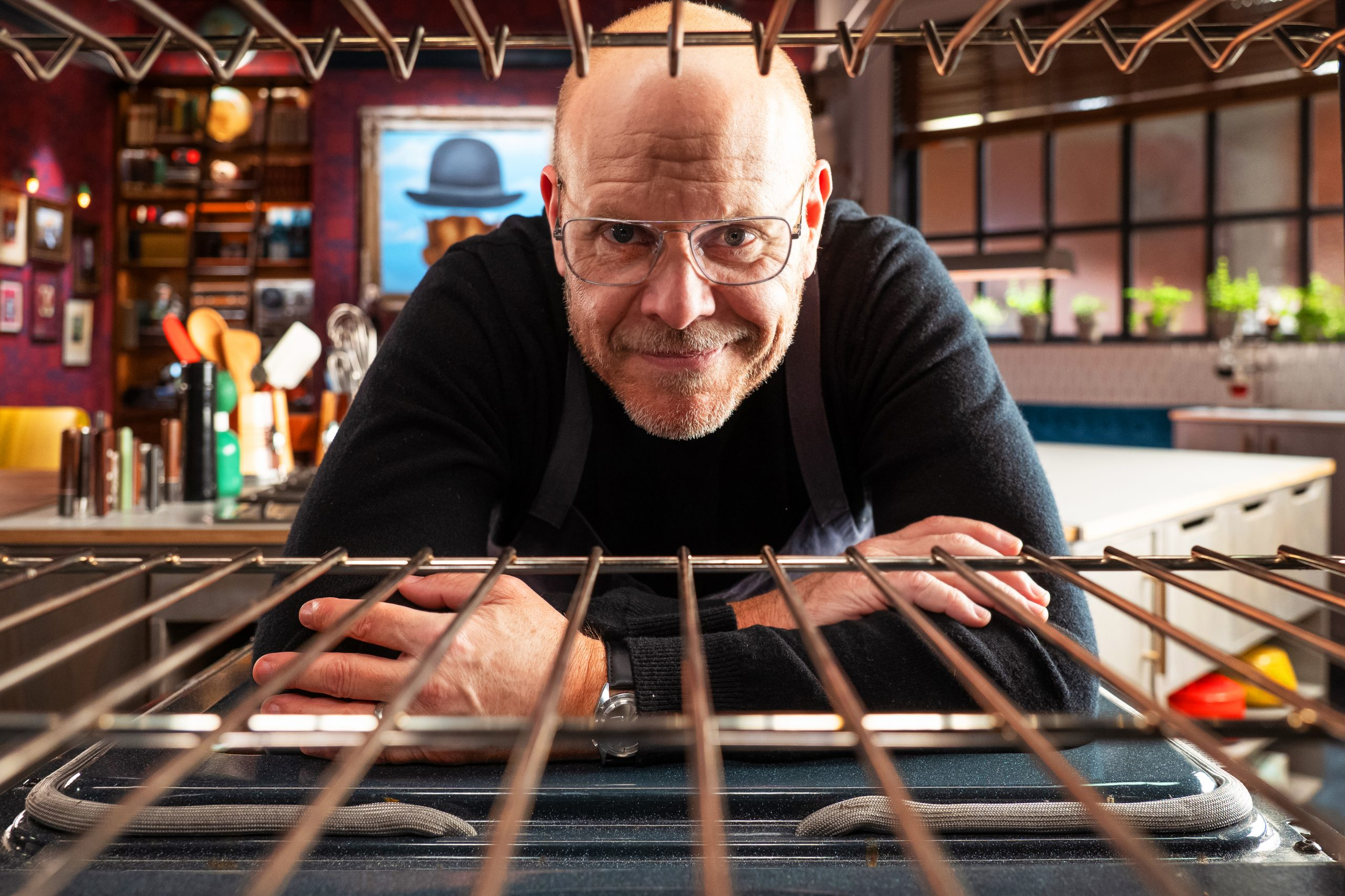 """""""Beyond the Eats: Live"""" stars TV food personality Alton Brown"""