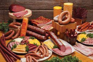 Schmidt's has award-winning sausage, bratwurst, and off-the-beaten-path offerings like head cheese