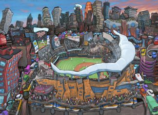 """""""Target Field - Home of the Twins"""""""