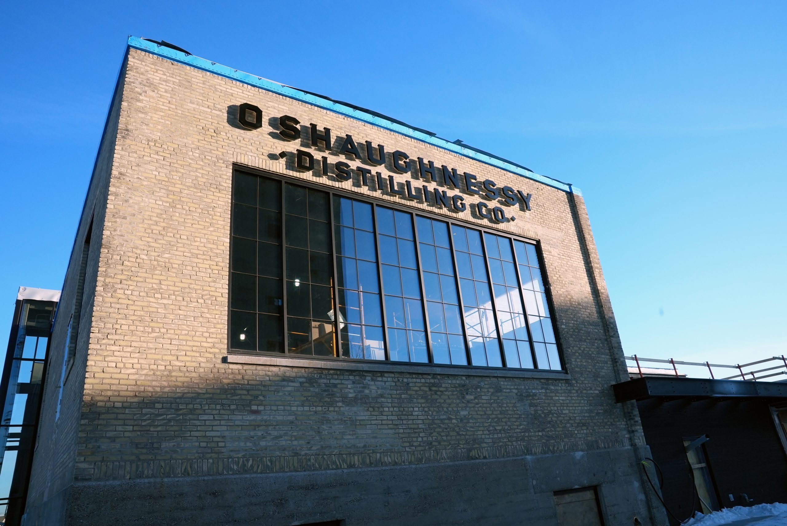 O'Shaughnessy Distilling Co. comes to Malcom Yards