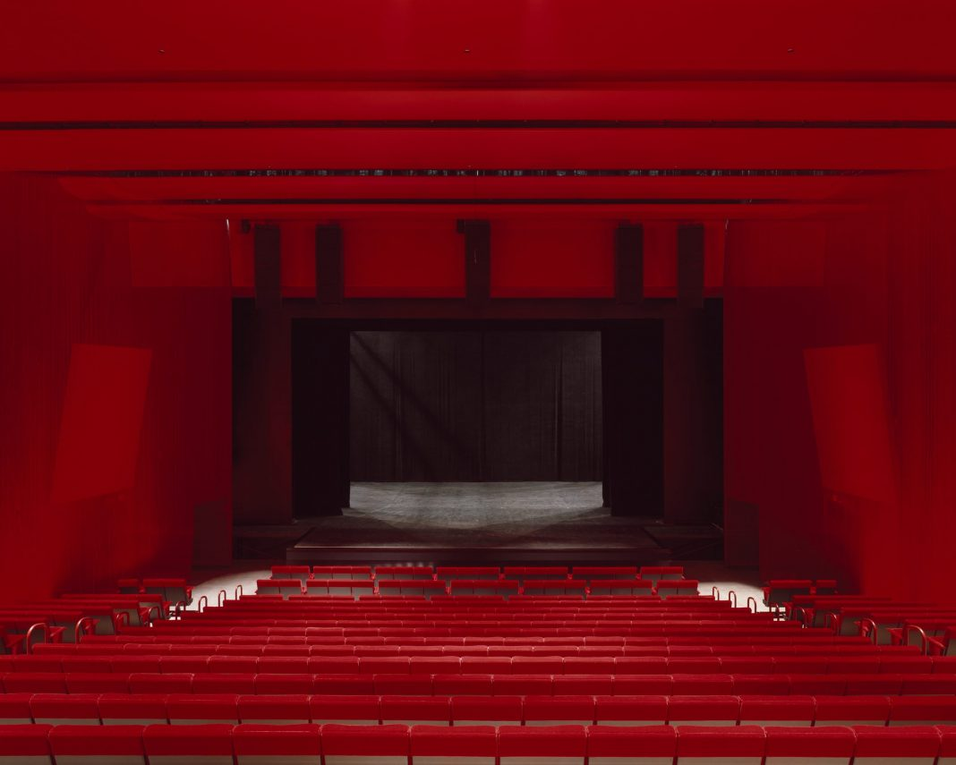 The Guthrie Theater hopes to welcome audiences back to the McGuire Proscenium Stage this year
