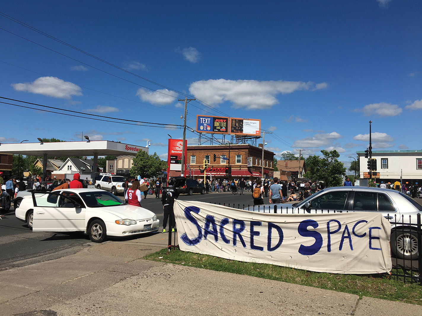"The word ""sacred"" has become irrevocably tied to 38th and Chicago"