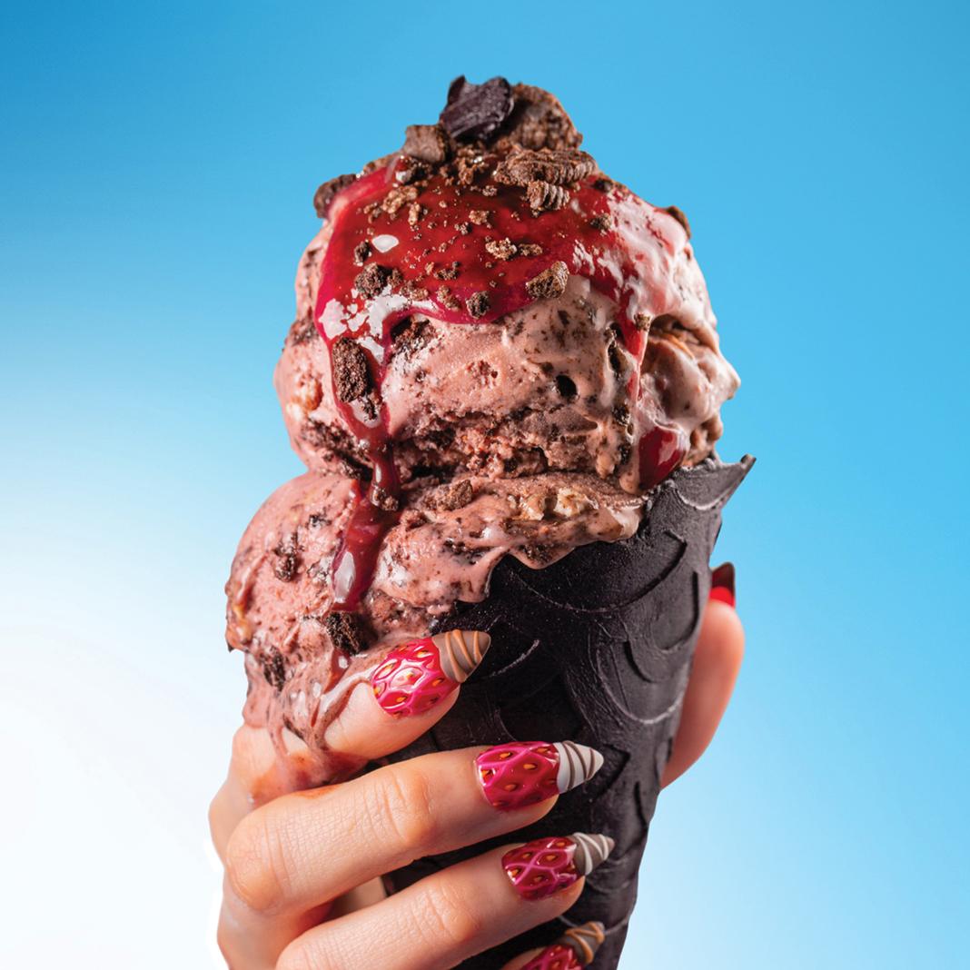 Bebe Zito Ice Cream