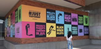 """""""Just Yesterday"""" is on display at the Weisman Art Museum, with prints on sale online"""