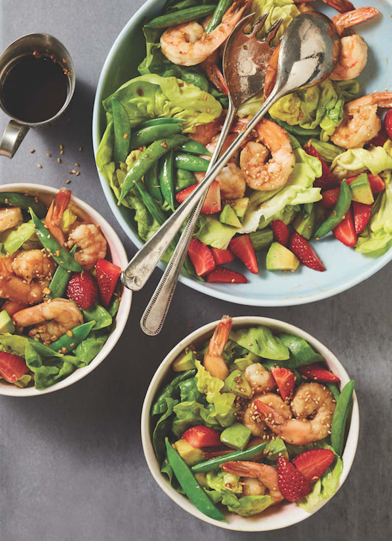Try this Butter Lettuce, Avocado and Shrimp Salad + More Salad Recipes   Minnesota Monthly