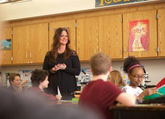 A teacher at Saint Mary's University of Minnesota