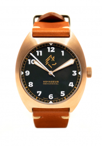 The Voyageur Mechanical from Wolf Creek Watch Company