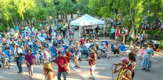 The Lowertown Sounds concert series will return