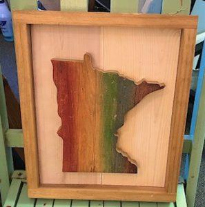 Rainbow Minnesota decor by Hagen and Oats