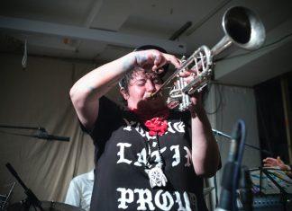 """jaimie branch plays """"FLY or DIE"""" at the Walker's Hillside Jazz series"""