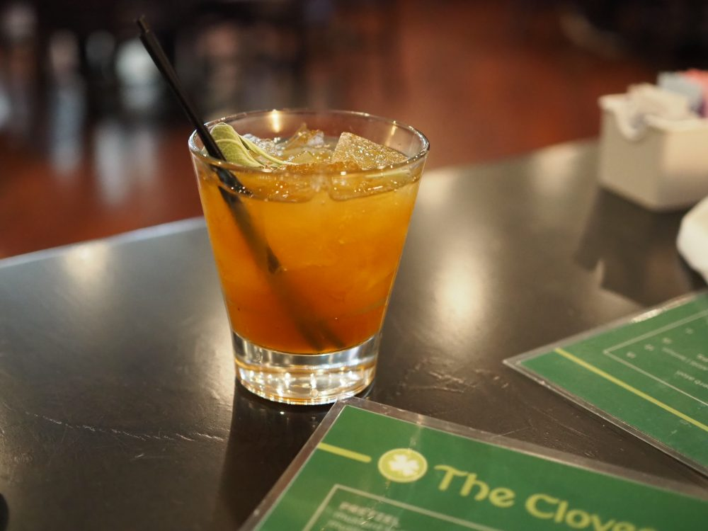 The Clover Cocktail