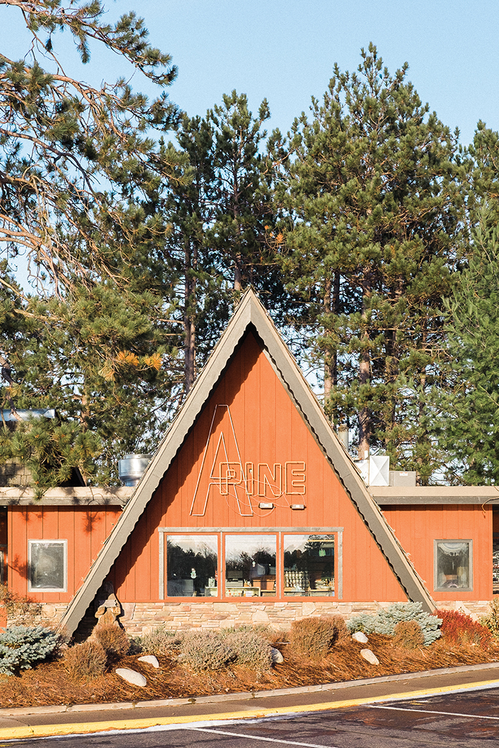 A-Pine Restaurant in Pequot Lakes
