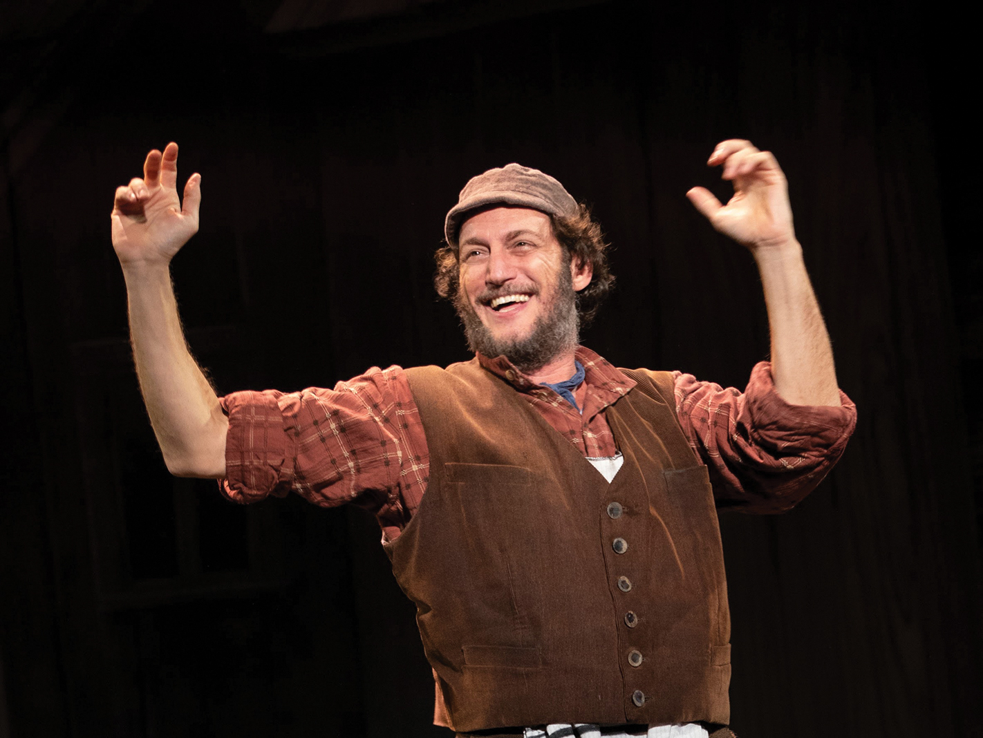 """""""Fiddler on the Roof"""" plays at the Ordway 11/30-12/12"""