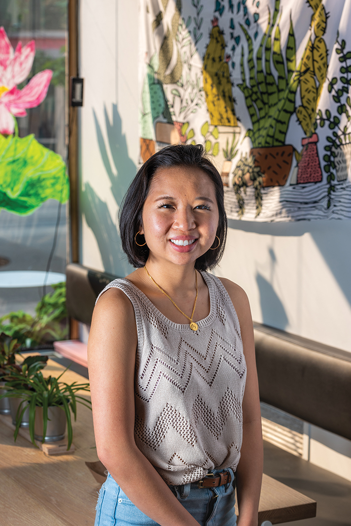 Coconut Whisk founder Bella Lam
