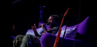 """Questlove talked about Prince and his film """"Summer of Soul"""" at Paisley Park on Sunday"""