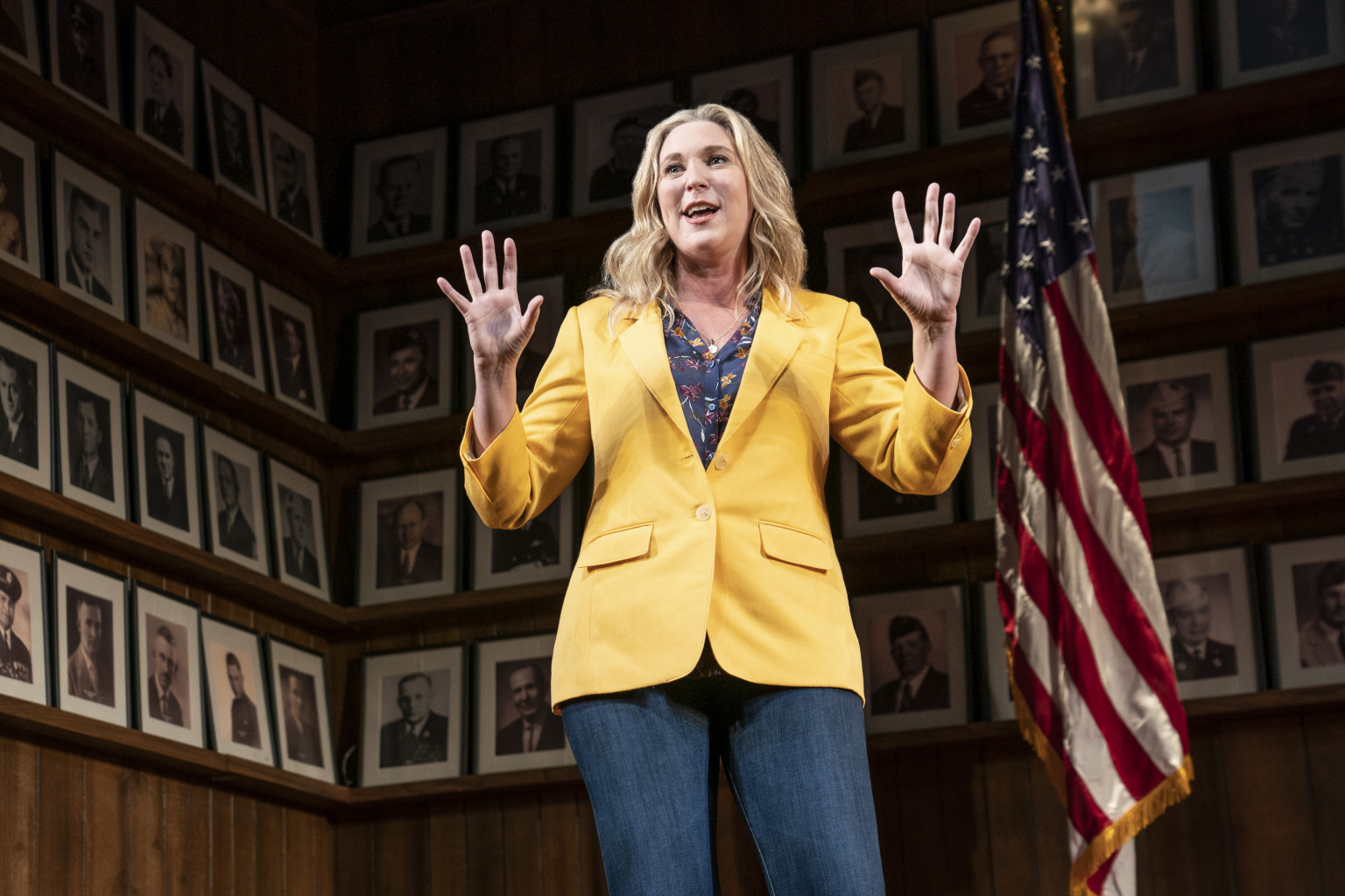 """Cassie Beck gives a compelling performance in """"What the Constitution Means to Me"""""""