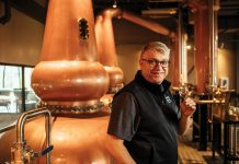 Brian Nation comes to O'Shaughnessy Distilling Company by way of Irish Distillers, which is responsible for Jameson whiskey