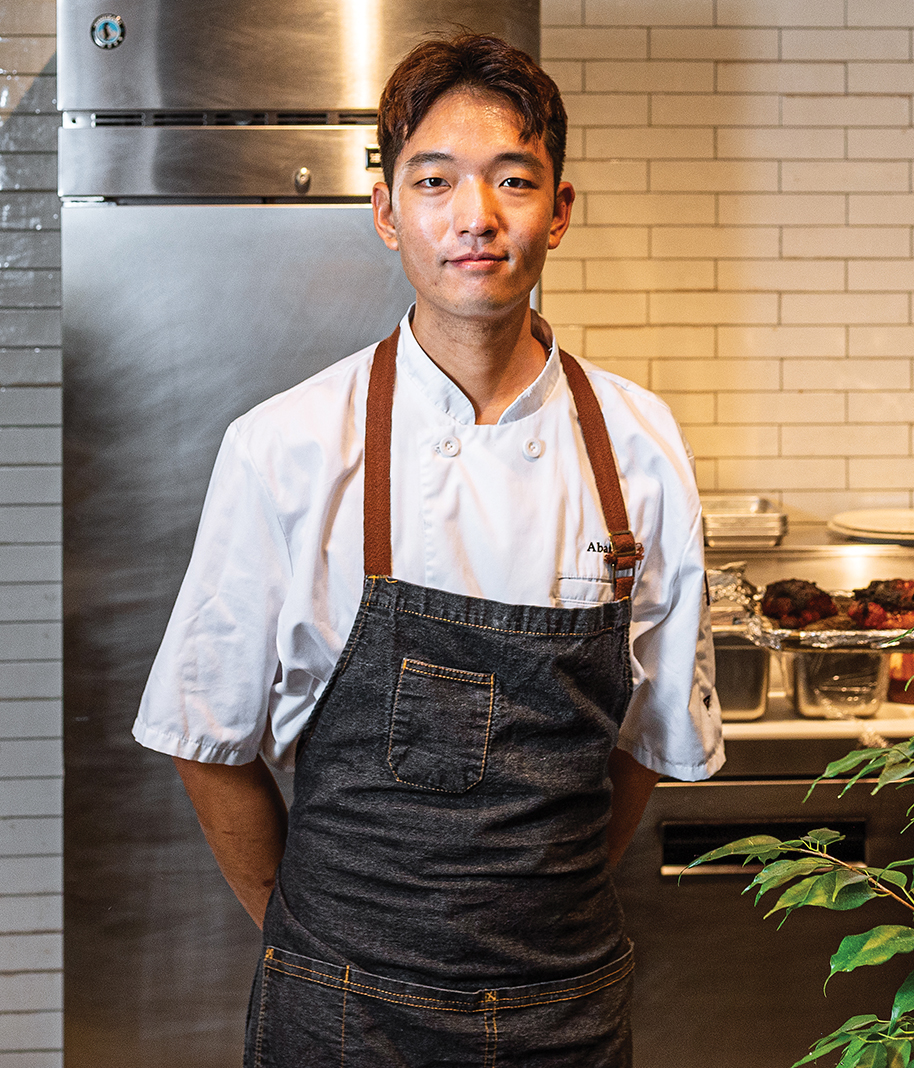 Jamie Yoo is bringing memories of home to the Market at Malcolm Yards