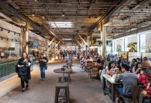 The Market at Malcolm Yards offers diversity, quality, and fun